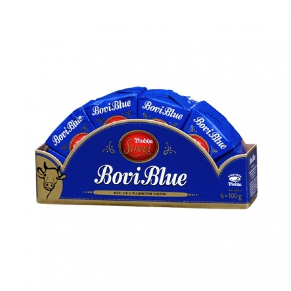SIR BOVI BLUE 600 G (6X100 G)