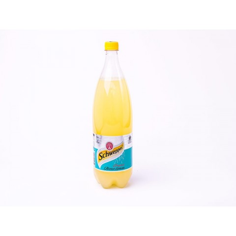SCHWEPPES BITTER LEMON 1,5 L PET