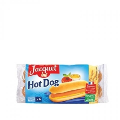 PECIVO HOT DOG 4 X 240 G